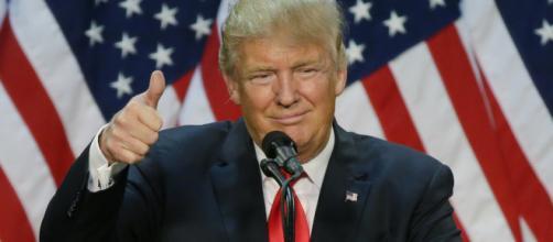 El presidente de EUA, Donald Trump planea una investigación al gigante tecnológico Google. - com.mx