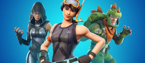 Fortnite de Epic Games - epicgames.com