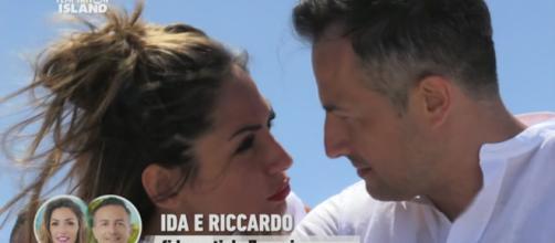 Ida e Riccardo si sarebbero lasciati