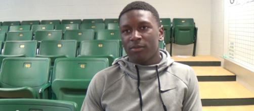 Nebraska football commit Ronald Thompkins is out for the year with a torn ACL [Image vcredit Rivals/YouTube]