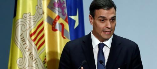 Sánchez junto a los Ministros comienza una nueva una campaña electoral