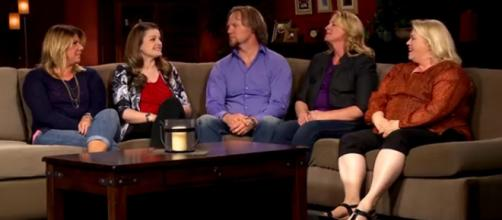 TLC reality stars Kody Brown and his four wives are now living in Flagstaff, AZ. [Image Source: TLC - YouTube]