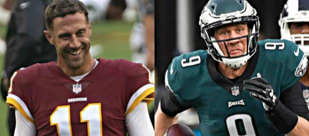 Alex Smith and Nick Foles are among the most underrated players in the NFL – [image credit: Keith Allison/Flickr]