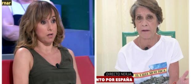Ana Pardo de Vera y Pilar Guti