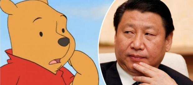 China censuró la nueva película de Winnie The Pooh