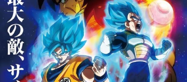 Drago Ball Super: Broly, esta siendo un proyecto de mucho esfuerzo según Naohiro Shintani