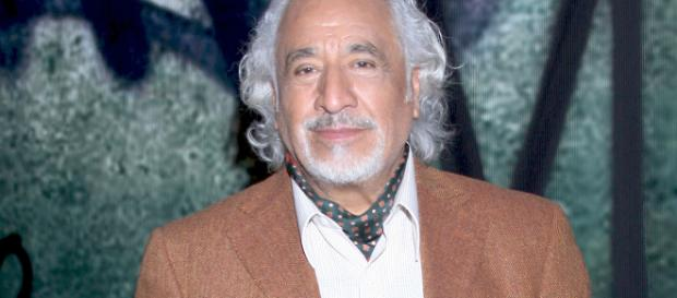 El actor Rafael Inclán es Eugenio Córcega.
