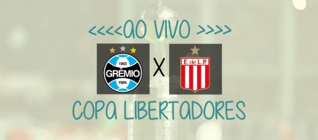 Grêmio vence Estudiantes na Libertadores