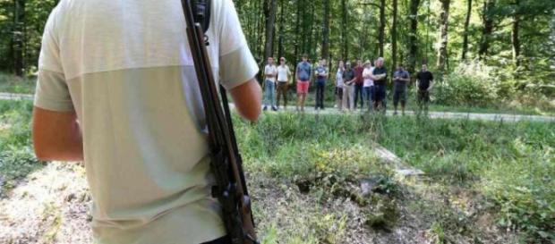 Le lobby de la chasse a poussé Nicolas Hulot a démissionné pour de bon.