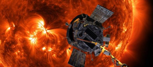 NASA/ nave espacial para estudiar al Sol