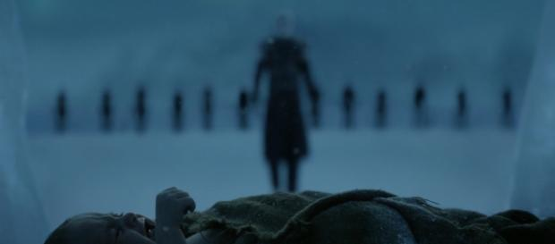 New 'GoT' Season 8 outline offers some clues about the Night King's origin. [TheCell8 / YouTube screencap]