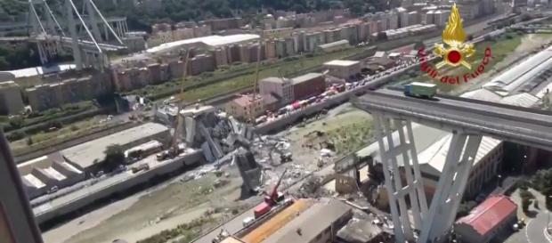 Ponte Morandi, una lettera accusa Autostrade