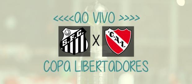Santos x Independiente: ao vivo