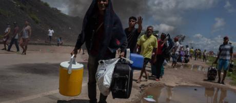 Êxodo migratório eleva as demandas no estado de Roraima e governo critica ajuda federal.
