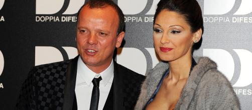 Anna Tatangelo e Gigi D'Alessio sposi