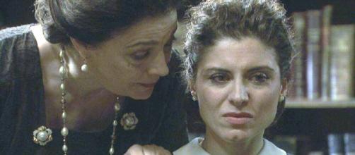 Anticipazioni Il Segreto: Francisca costringe Nazaria a tradire Mauricio