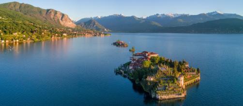 El Lago Maggiore se evapora tres centímetros diarios debido a la sequía