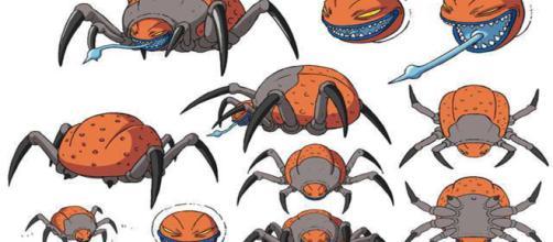 El nuevo personaje de Dragon Ball Super Broly es un insecto en forma de araña