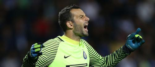 Il futuro di Handanovic all'Inter è in bilico