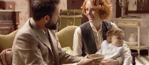 Spoiler, Il Segreto: Severo e Irene vanno a vivere insieme, Donna Francisca li deride