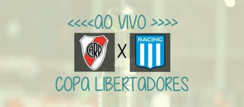 Libertadores: River Plate x Racing ao vivo