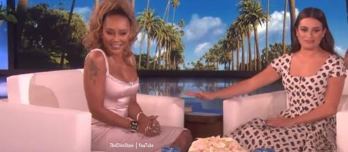 Mel B sets the record straight over sex addiction allegations and rehab - Image credit - TheEllenShow | YouTube