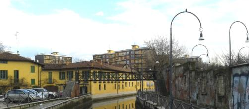 Milano, minorenne abusata ai Navigli: in manette un 40enne congolese (in foto il Naviglio Martesana, luogo del fatto di cronaca)