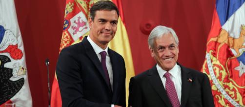 """Pedro Sánchez: """"La defensa de Llarena no es una cuestión privada, sino de Estado"""""""