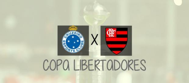 Libertadores: Cruzeiro x Flamengo ao vivo