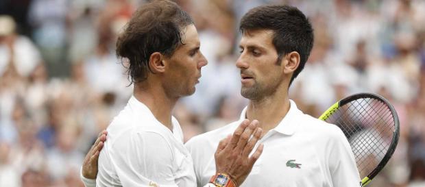 Nadal y Djokovic como grandes favoritos para disputarse el último Grand Slam