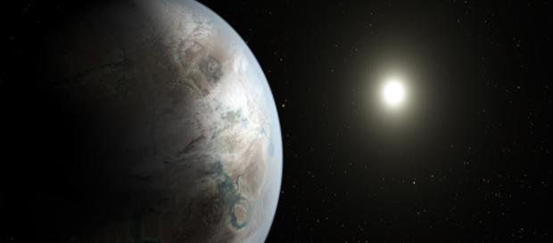 Un nuevo exoplaneta al descubierto