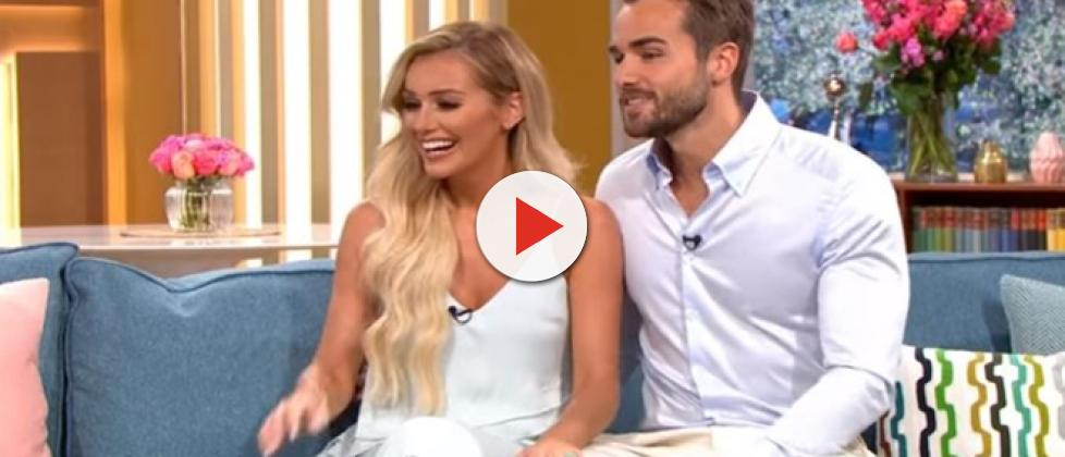 Love Island's second-placed couple, Laura Anderson and Paul Knops split up