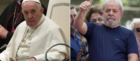 Relações exteriores entre Lula e o Papa