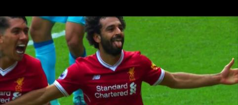 Mohamed Salah [Imagem via YouTube]