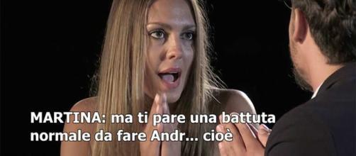 Andrea De Corso parla di Martina