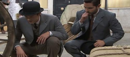 Anticipazioni Una Vita: Simon e Victor trovano il cadavere di Remedios