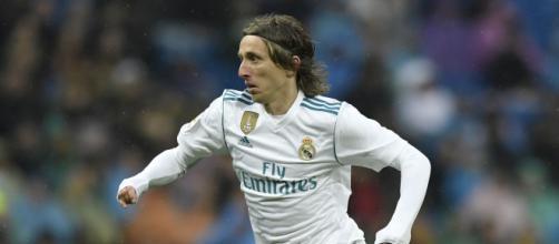 El Inter de Milán, interesado en fichar a Luka Modric