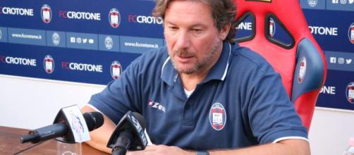 Giovanni Stroppa (Foto sito ufficiale fccrotone.it)