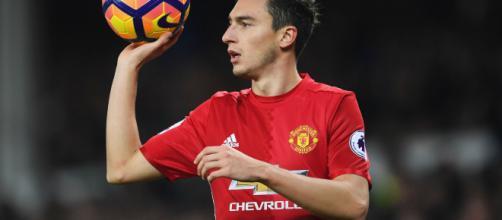 Matteo Darmian - Difensore Manchester United
