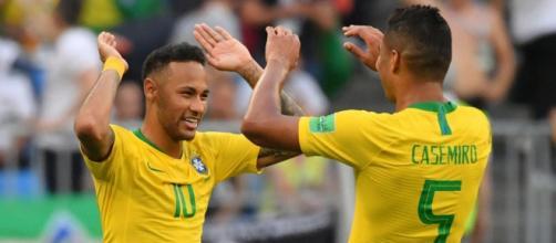 Mercato : Neymar veut voir Casemiro au PSG