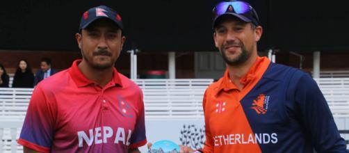 Nepal vs Netherlands 2nd odi live streaming (Cricket Nepal/Twitter)