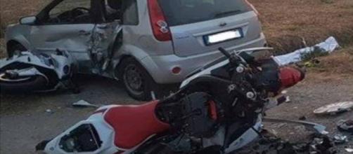 Sardegna, incidente mortale - Fanpage.it