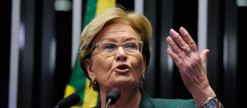Senadora Ana Amélia será vice de Alckmin