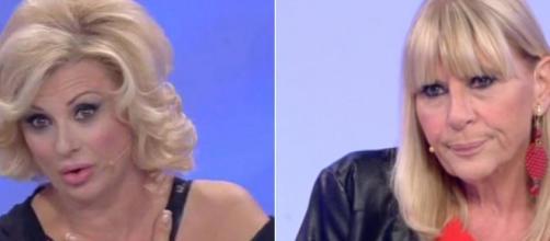 Tina lascia il programma e viene sostituita da Gemma?