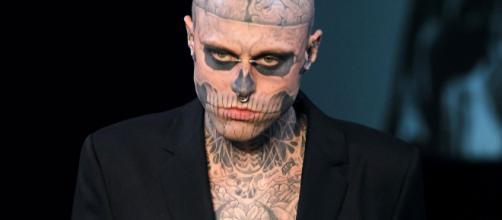 """Tuconcierto.Net » Fallece Rick Genest mejor conocido como """"Zombie Boy"""" - tuconcierto.net"""
