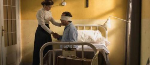 Una Vita: Arturo Valverde soffre di una patologia che lo porterà alla cecità