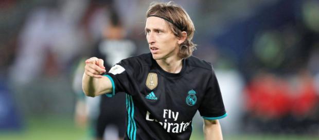 El Madrid declara intransferible a Luka Modric