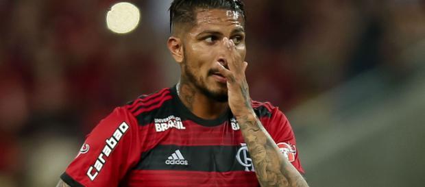 Flamengo pode estar se despedindo de Guerrero