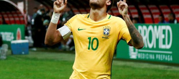 Neymar quiere contar con su amigo en el PSG