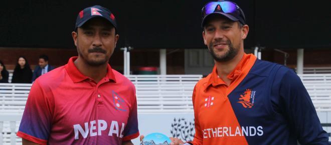 Nepal v Netherlands 2nd ODI live cricket streaming on Kantipur TV at 2 PM NST on Friday